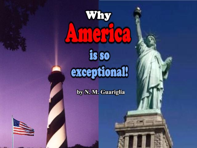 Why America is so Exceptional