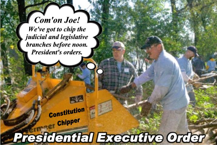 The Constitution Shredder